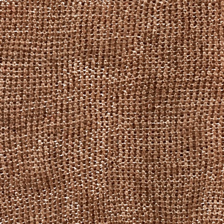 basis: Background seamless pattern created on the basis of hand-knitting Stock Photo