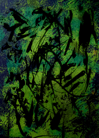 slick: Abstract watercolor background handmade. Stock Photo