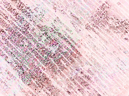craquelure: Abstract background on the basis of texture shabby paint. Texture of craquelure