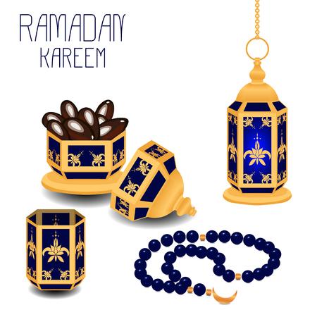 Ramadan Kareem. Concept of a Islamic holiday