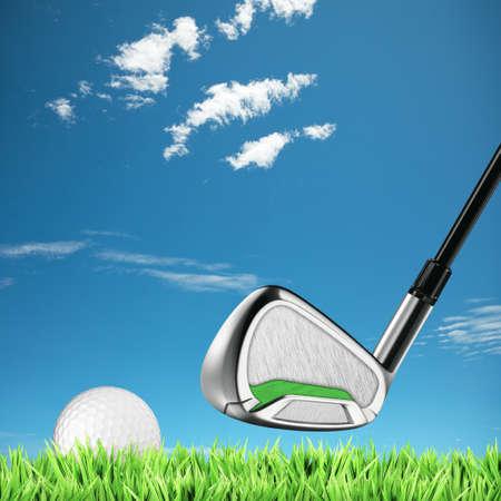 ゴルフのテーマ