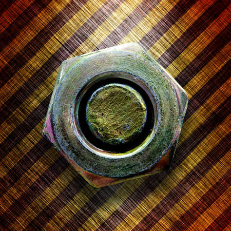 bolted: The nut