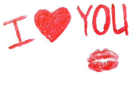 faire l amour: Je t'aime!