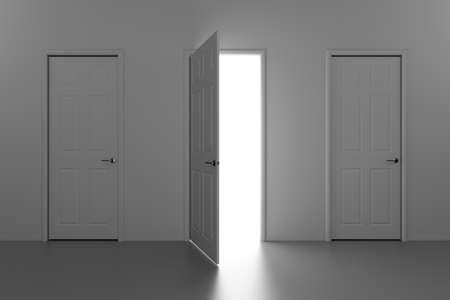 doorway: A doorway to the Light