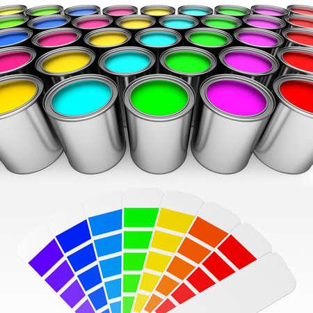choosing: Choosing the color