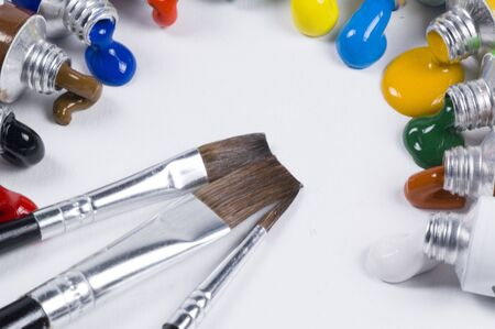 tools of an artist photo