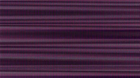 Beautiful black background with a purple glitter. 3d rendering, 3d illustration. Foto de archivo - 133407324
