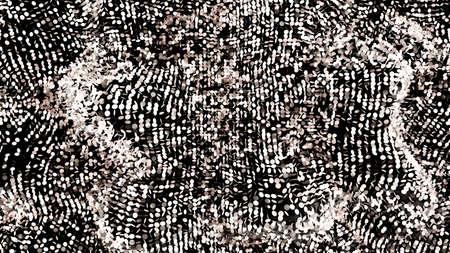 Beautiful black background with silver glitter. 3d rendering, 3d illustration. Foto de archivo - 133407374