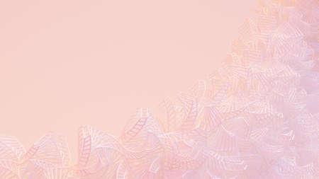 Abstract, openwork background. 3d rendering 3d illustration Zdjęcie Seryjne