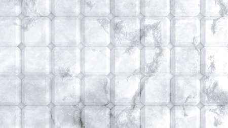 Texture with white tiles on the wall. 3d rendering, 3d illustration.