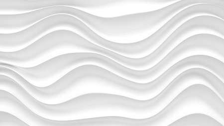 Fondo blanco. Ilustración 3d renderizado 3d