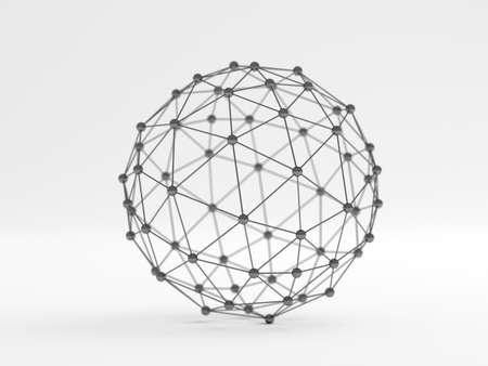 Fondo de estructura. Representación 3d ilustración 3d