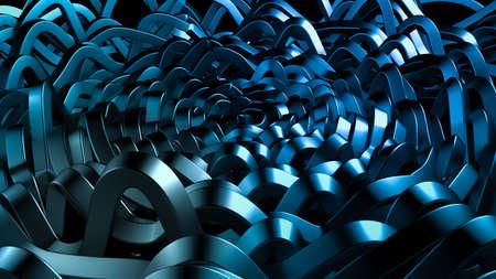 Metal industrial grunge background. 33d rendering, 3d illustration.