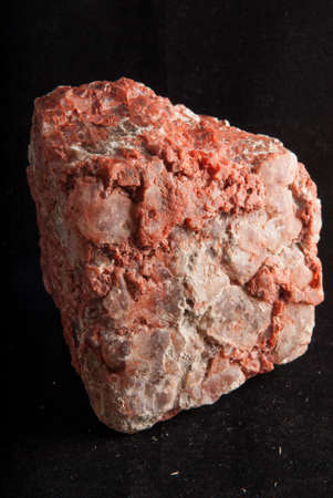 a large potash mineral sample