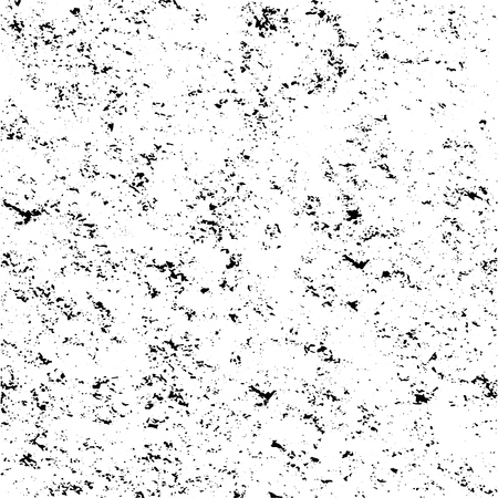 Distressed Dust Texture For Dirty Fryed Aged Effect. Digitally Created Overlay Vector Grunge Abstract Background 矢量图像