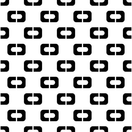 Abstract grid effect background. Seamless pattern. Vector.