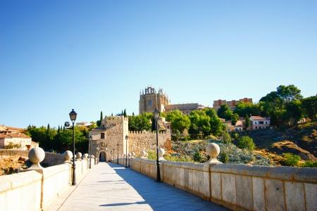 Puente de San Martin , Toledo