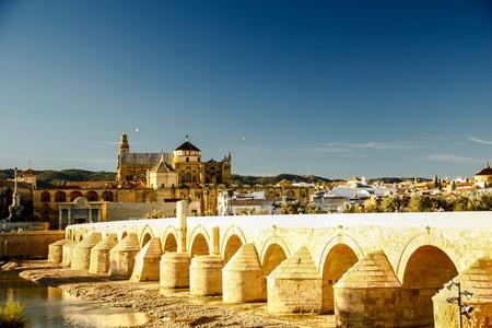 Mezquita of Cordoba , Spain
