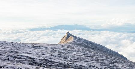lows: Lows Peak Kinabalu, Sabah, Malaysia