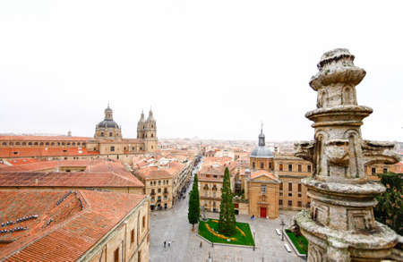 castile and leon: Old Cathedral of Salamanca,Castile and Leon, Spain