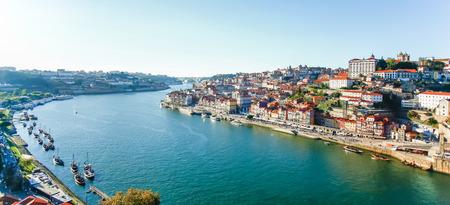 douro: Cityscape across the Douro River, Porto, Portugal