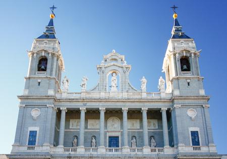 Santa Maria la Real de La Almudena Cathedral  , Madrid
