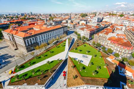 Cityscape across the Douro River, Porto, Portugal
