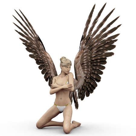 angel 66 Stock Photo
