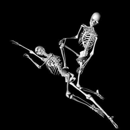 fibia: skeleton 89