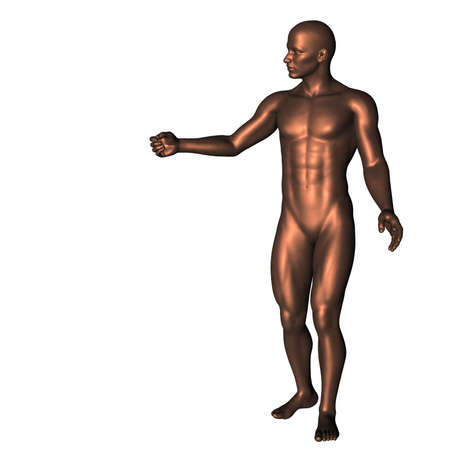 naked statue: statue 144