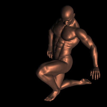 naked statue: statue 149