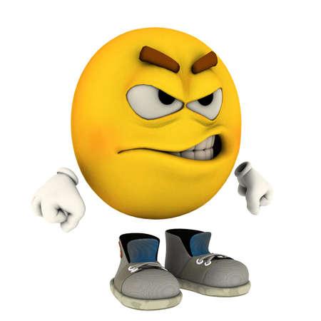 emote: anger