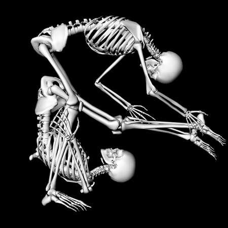 siski-muzhik-trahaet-skeleta-ozabochennost