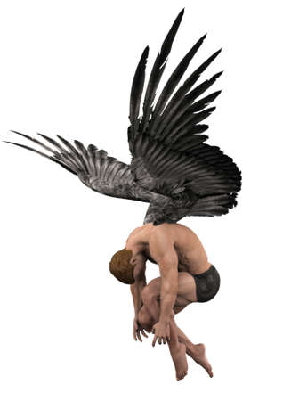 buffed: black wings