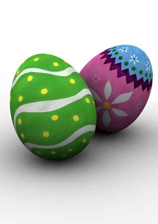 whitsun: easter eggs