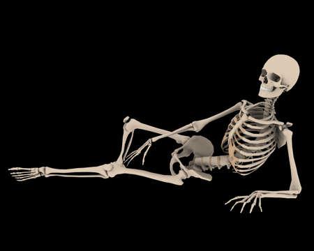 ribcage: reclining