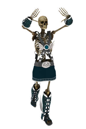 fibia: power skeleton