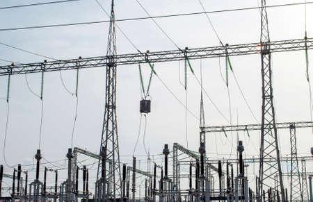 Power transmission station