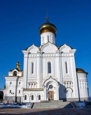 St. Elisabeth Orthodox Church. Khabarovsk. Russia.