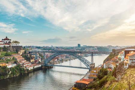 View on Dom Luis I Bridge