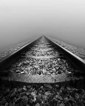 Rails Stock Photo - 16847720