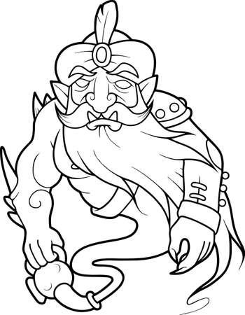 jinn: genie