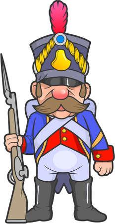rifleman: soldier