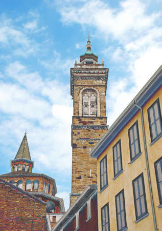 Bergamo Church Stock Photo - 17433825