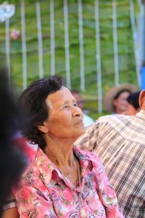 Grandmas waiting.