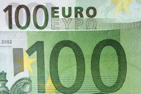 billete de 100 euros  Foto de archivo - 6221476