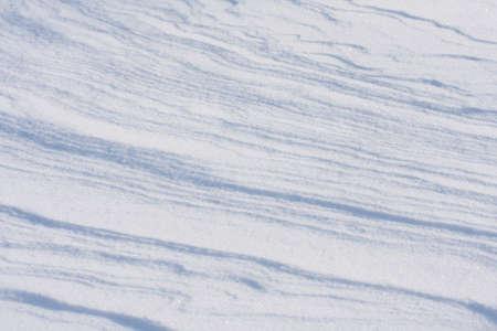 fresh snow  texture  photo