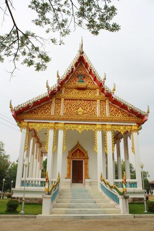 Pavilion at a temple