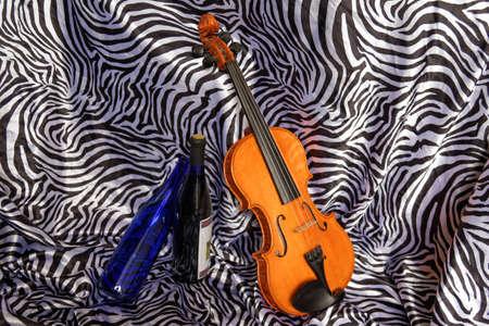 The Violin Eliseo Archivio Fotografico - 39890768