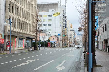 Kumamoto street 新闻类图片
